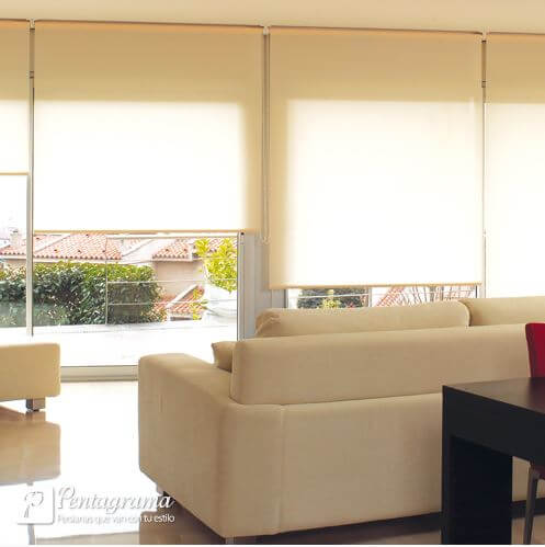 Cortinas enrollable